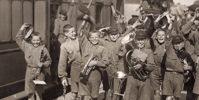 Foundling Museum Band Day