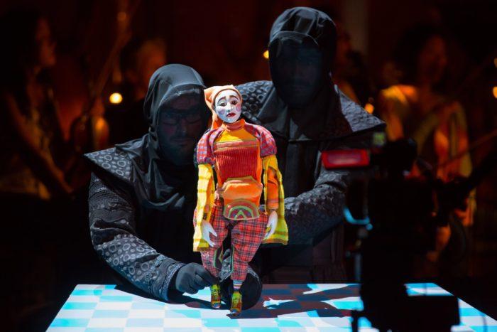 Giants are Small NY Philharmonic Petrushka