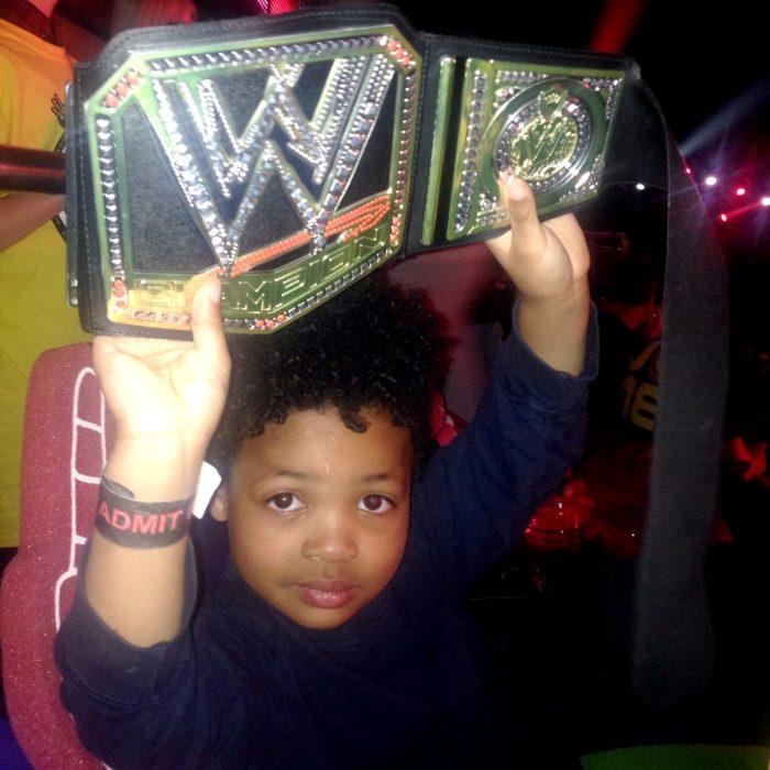WWE RAW Title