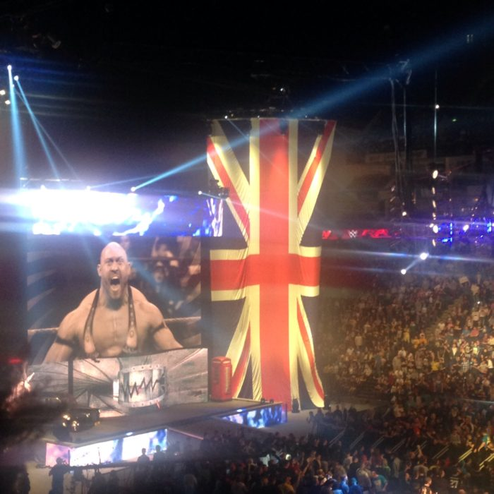 Ryback WWE RAW