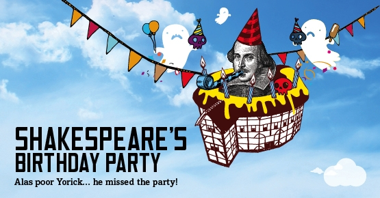 Shakespeare Birthday