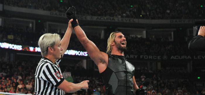 WWE Raw at O2 Arena