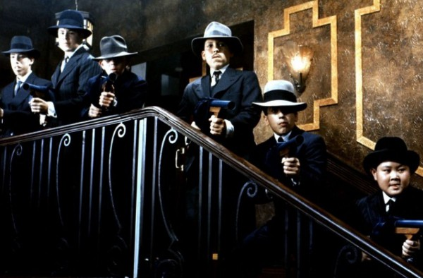 Bugsy Malone gangsters