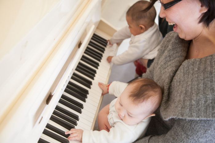Classical Babies piano
