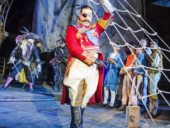 David Birrell as Captain Hook (1). Photo Tristram Kenton.jpg
