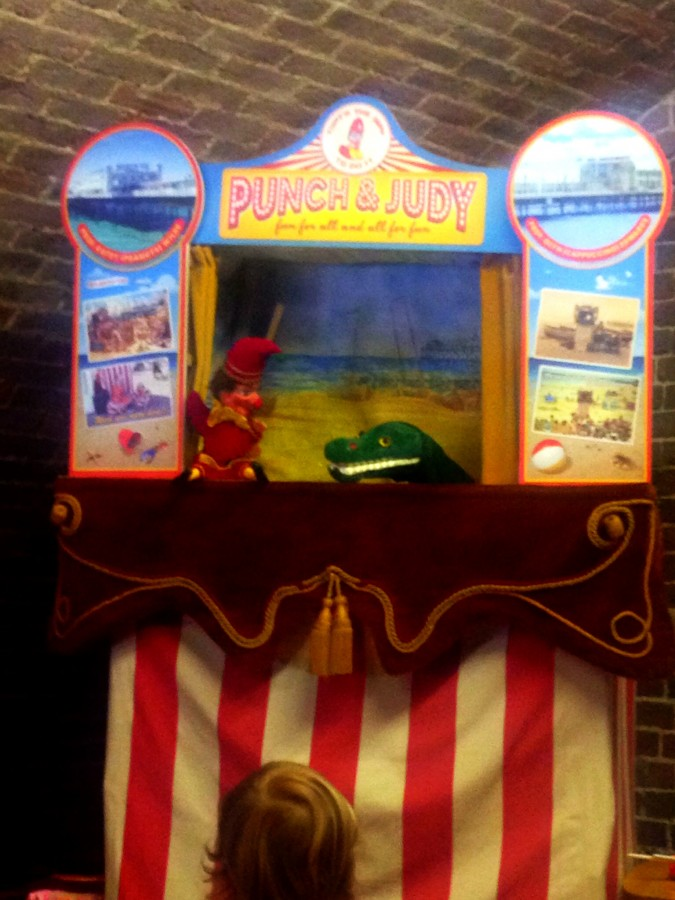 Brighton Fringe 2 Punch and Judy
