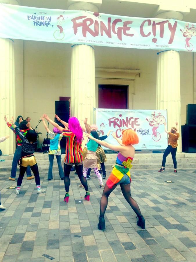 Brighton Fringe English Disco League
