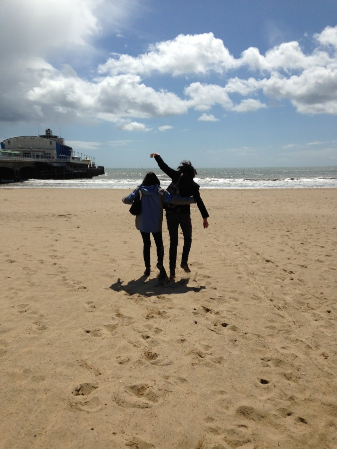 Bournemouth girlie break