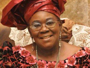 Mum at 74