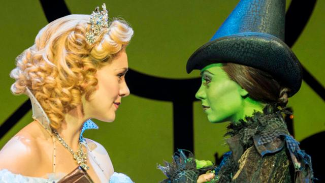 Wicked the Musical friendship