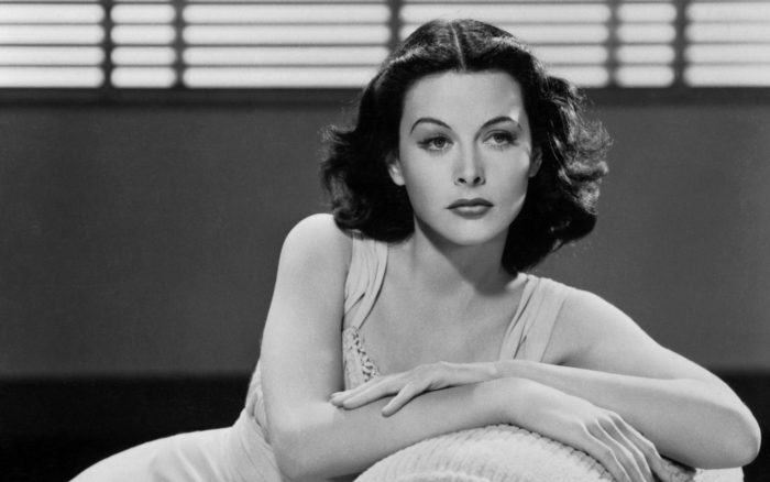 Hedy Lamarr engineer and Hollywood vixen