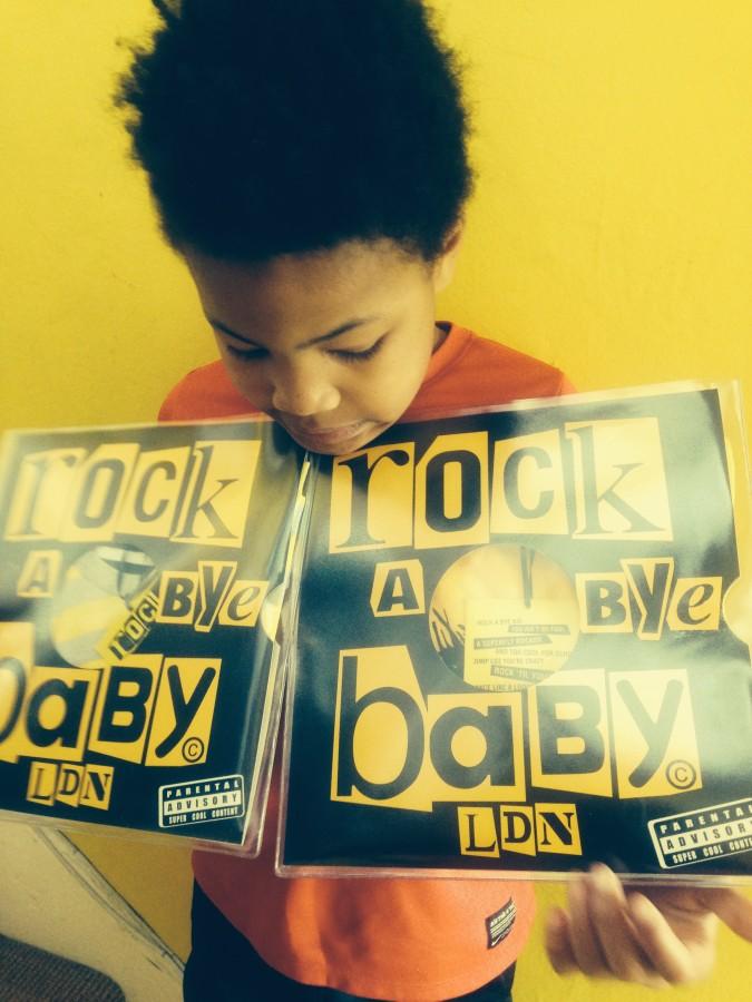 Rockabye Baby record sleeve