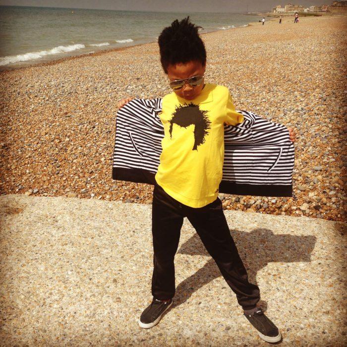 Rockabye Baby on Brighton Beach 6
