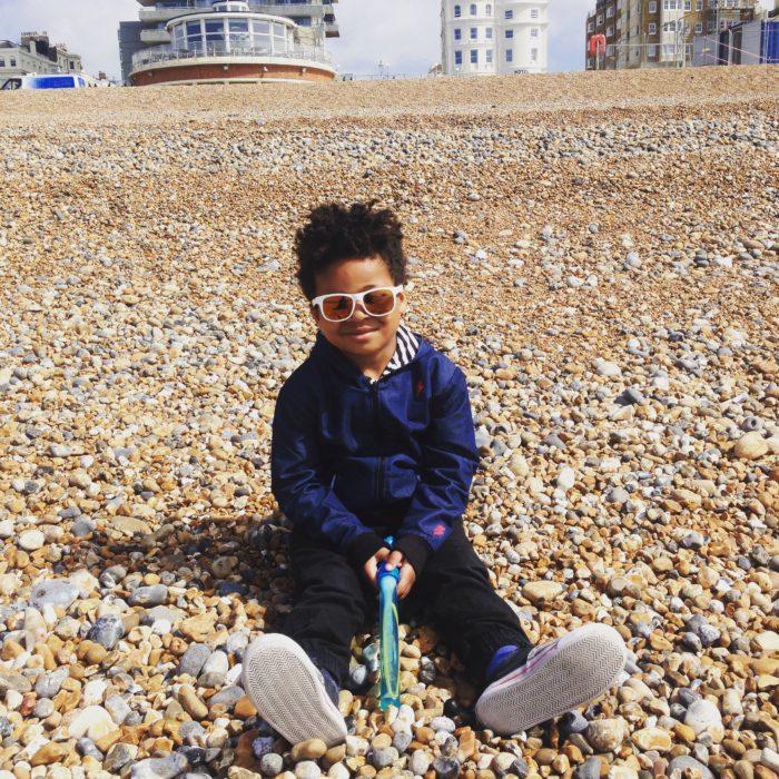 Rockabye Baby on Brighton Beach 2