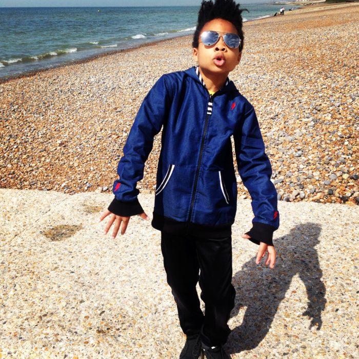 Rockabye Baby on Brighton Beach 4
