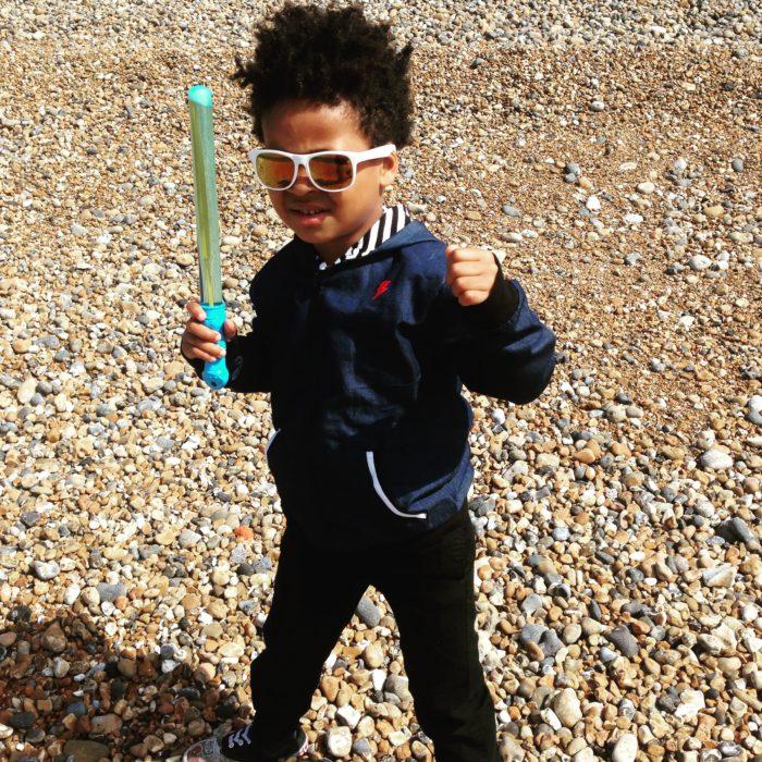 Rockabye Baby on Brighton Beach