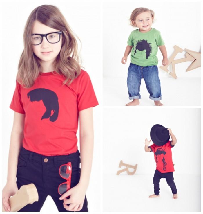 Rockabye Baby Collage