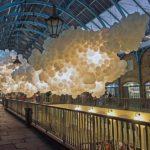 Charles Petillon Covent Garden balloons