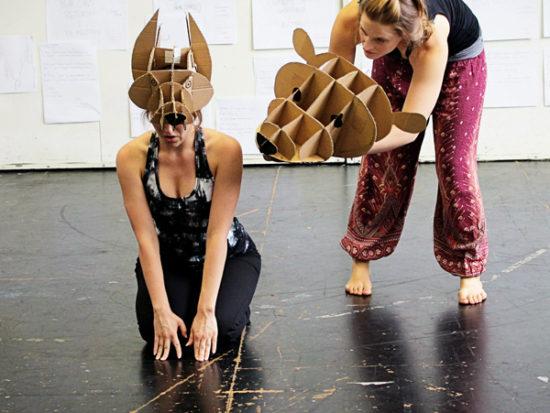 Breaking the Ice Unicorn Theatre