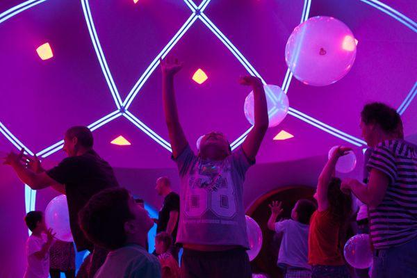 Disco Loco balloons