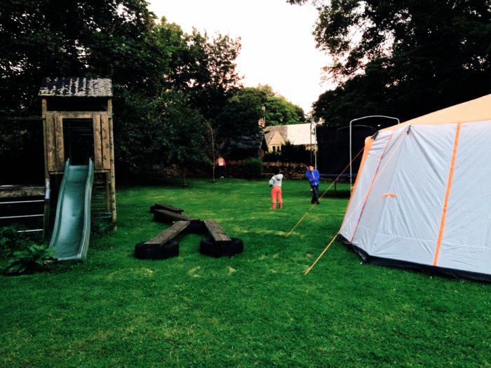 Big Feastival  camping