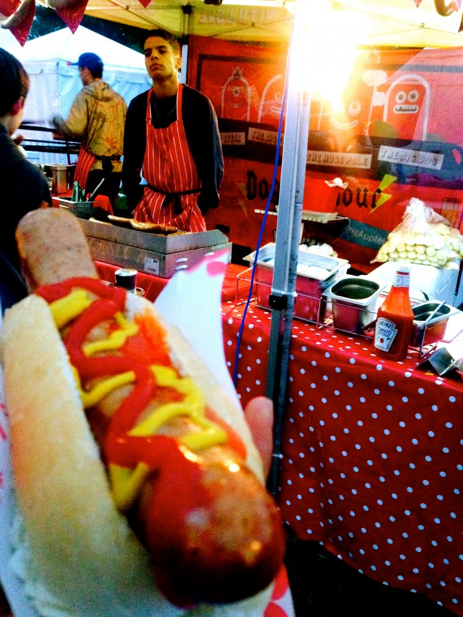 Big Apple Hot Dogs Big Feastival