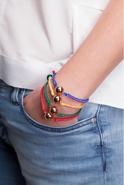 Ilado bracelets