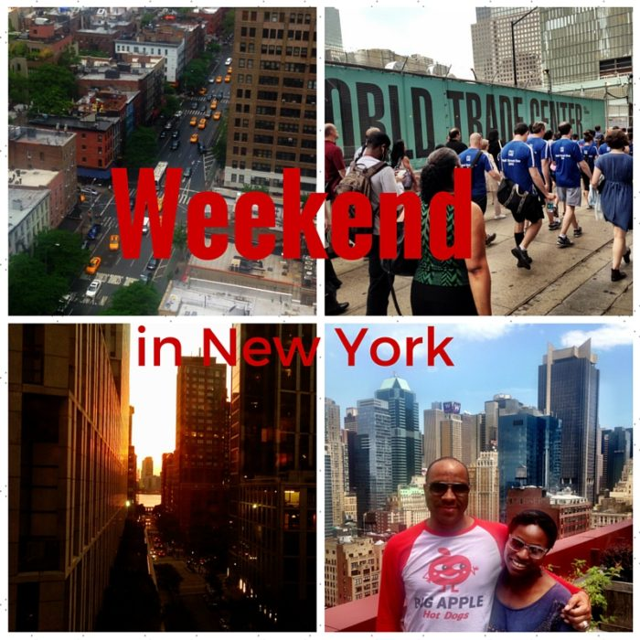 Weekend in New York