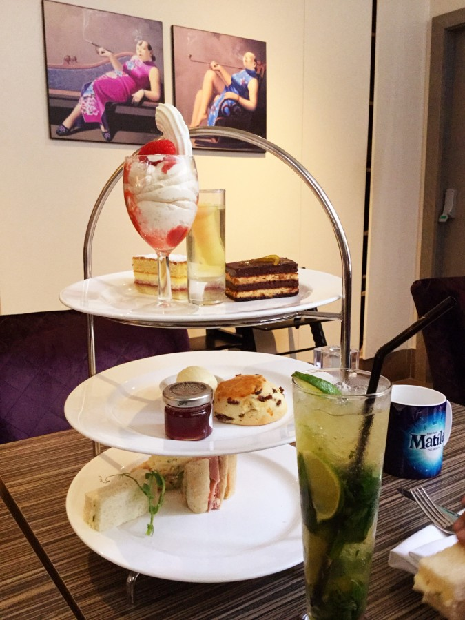 My Date with Jed: Matilda the Musical + Afternoon Tea!