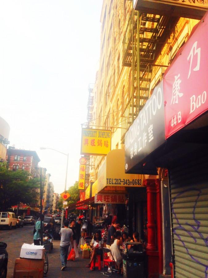 New York Noodle Town Restaurant