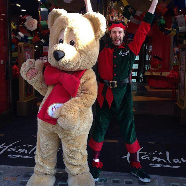 Hamleys Christmas Toy Parade