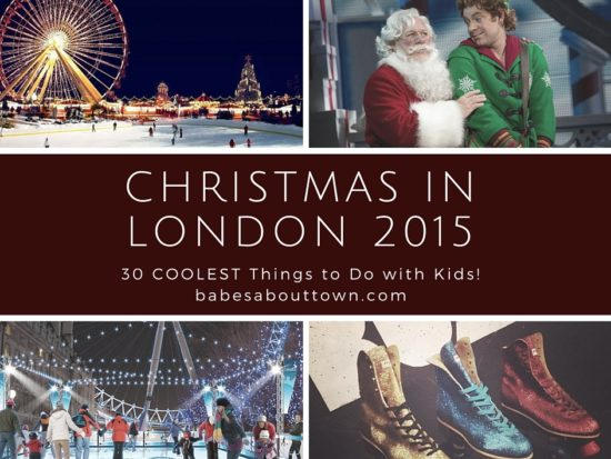 christmas in london