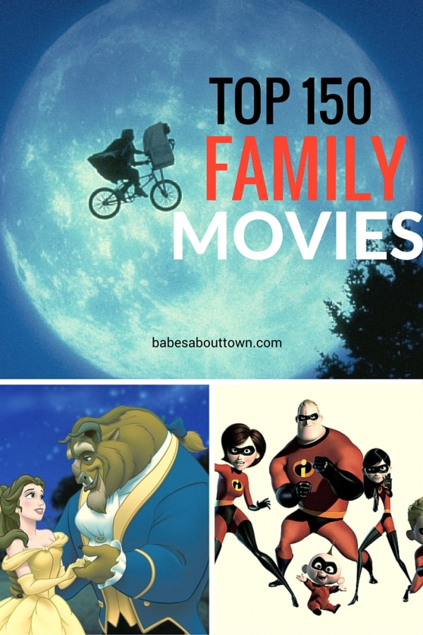150 Best Kids Movies