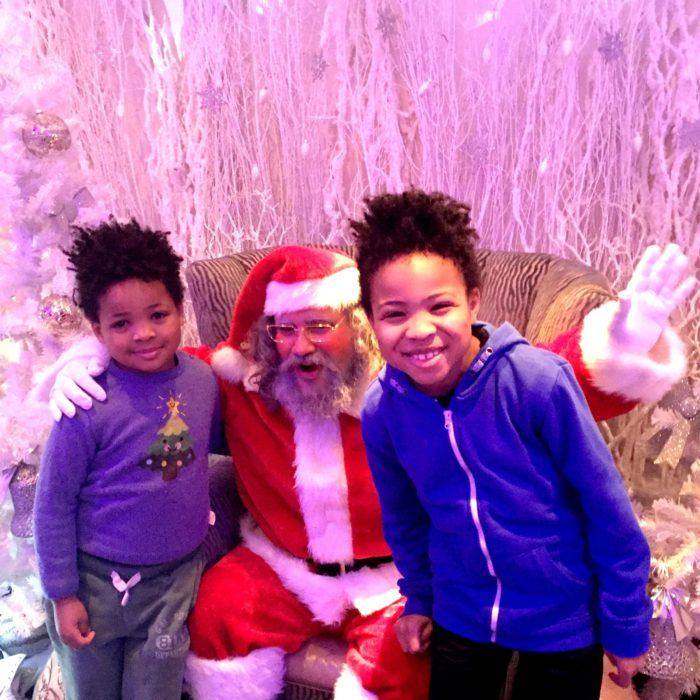 Christmas Spectacular Santa
