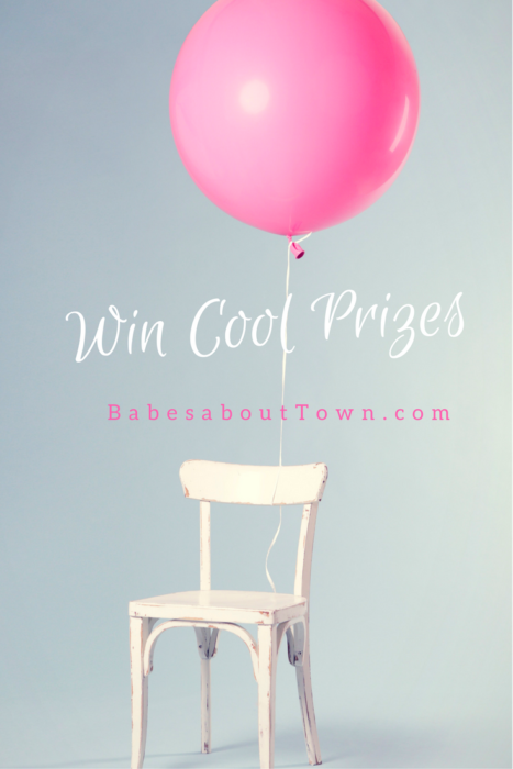 Win Prizes on Babes about Town
