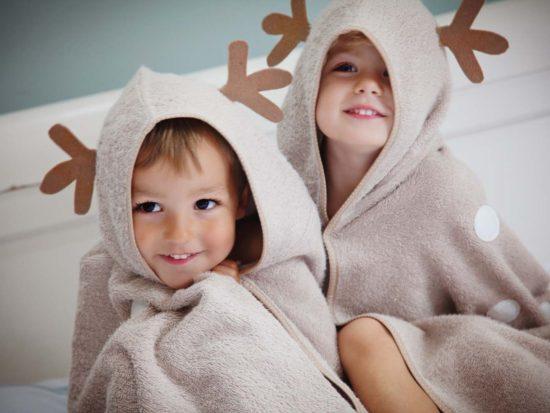 Cuddledry Cuddledeer towels