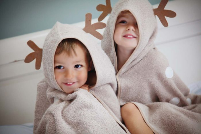Cuddledry Kids Dress-Up Towel (12 Days of Xmas 2015)