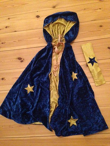 House of Jessie Rose Wizard Cloak