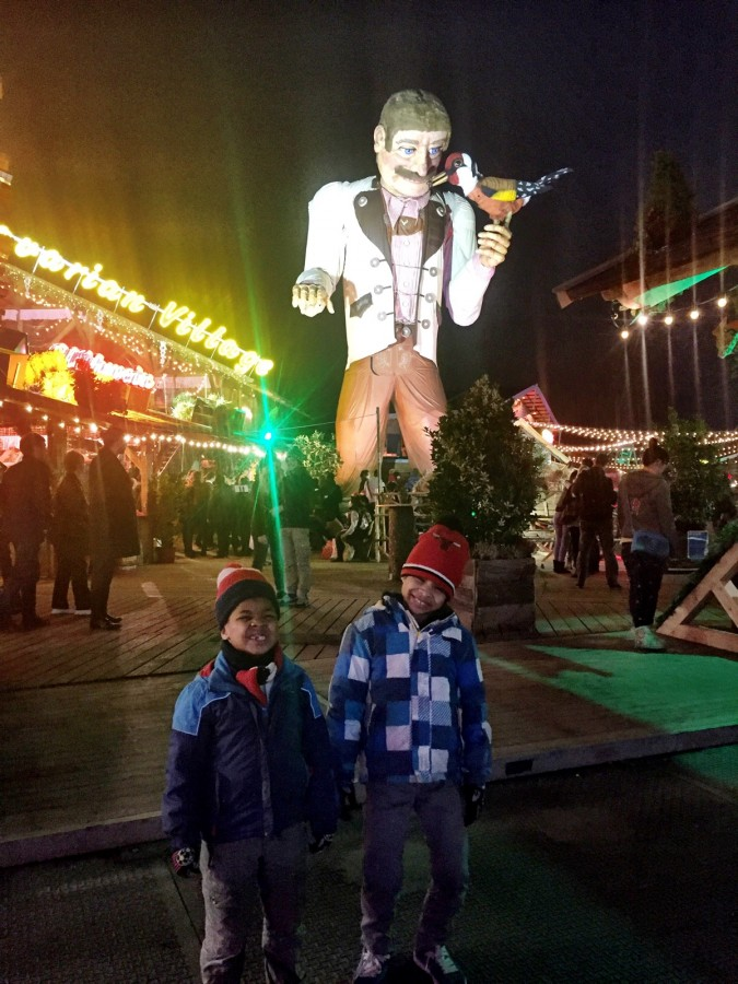 Hyde Park Winter Wonderland 2015 Review