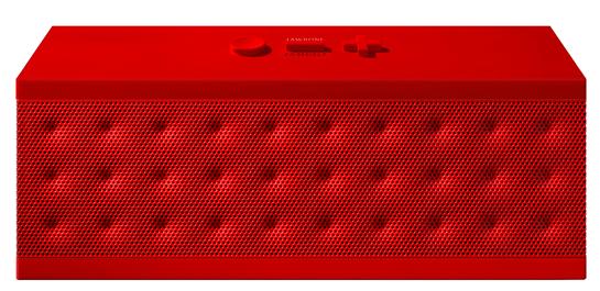 Jawbone Jambox red speaker