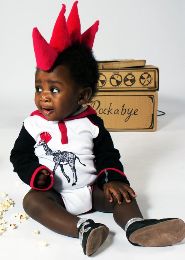 Rockabye Baby baby onesie