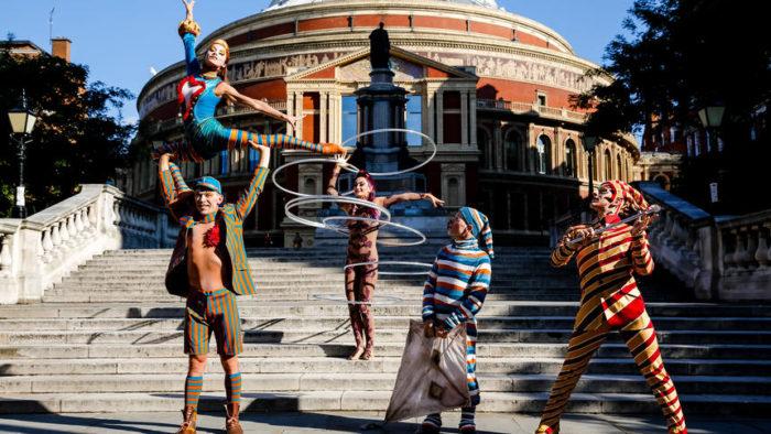 Cirque du Soleil 20 years at Royal Albert Hall
