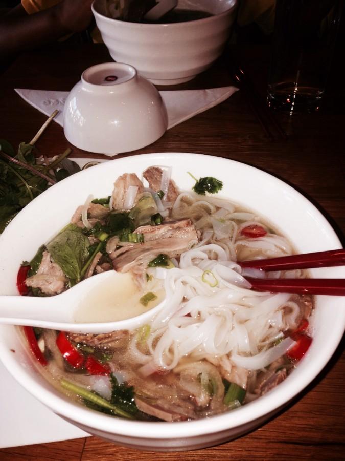 Pho House Pho noodle soup