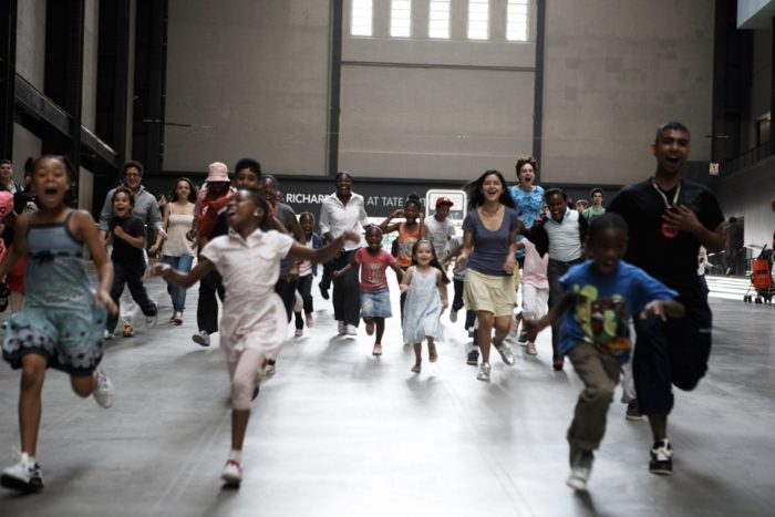 Tate Modern Quicksilver Performance
