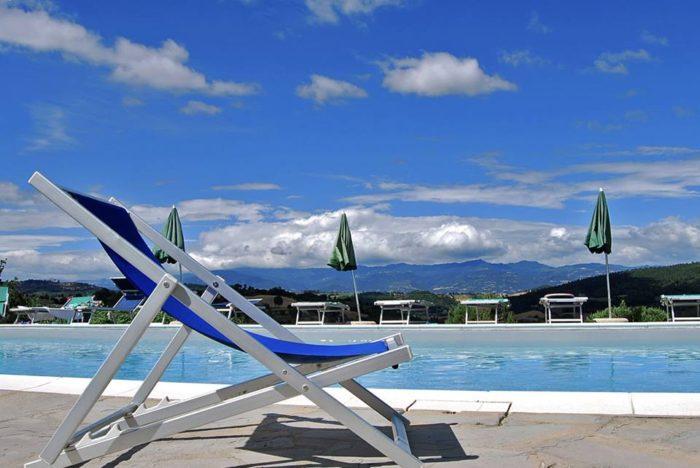 Villa Pia pool