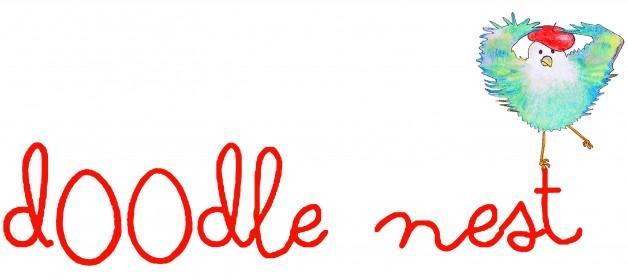 Doodle Nest Saatchi Gallery