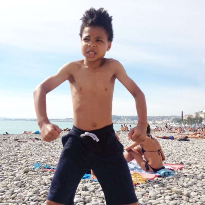 Ezra Nice beach
