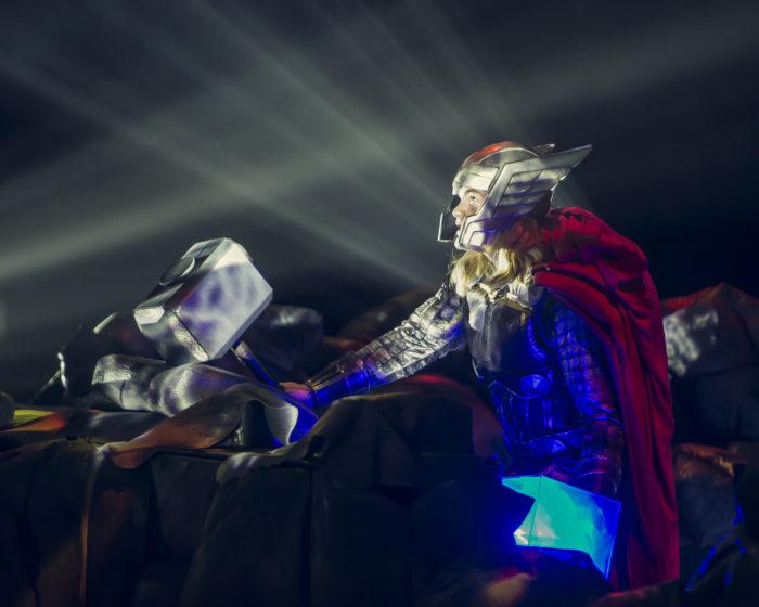 Marvel Universe Live Thor