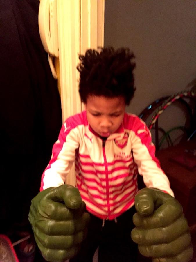 Marvel Universe Live Hulk smash