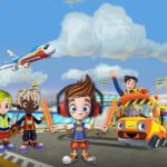 Airside Andy (Cool New MMO App for Kids)